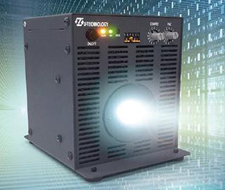 超高輝度LED点光源装置