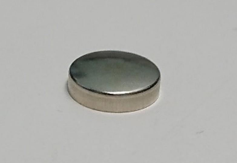 ボタン等・R面の表面キズ検出