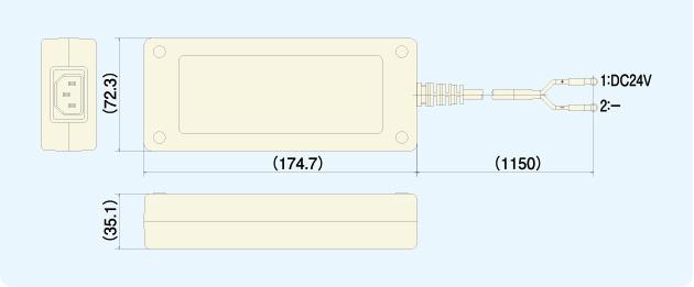UFLS-24V120W