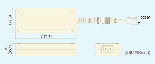 UFLS-24V120W-CNT
